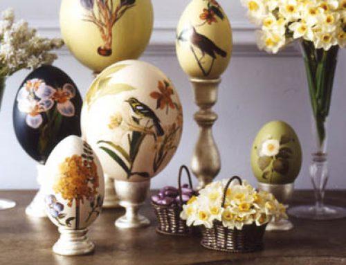 «Дорого яичко ко Христову дню»[?] или 5 новых УНИВЕРСАЛЬНЫХ идей декора яиц