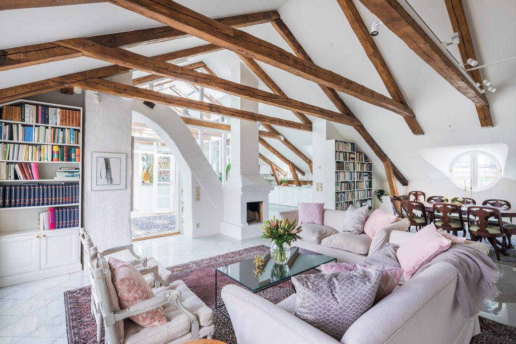 Интерьер квартиры в пастельных тонах